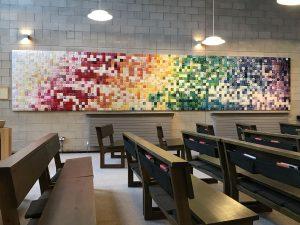 The Rainbow Panel